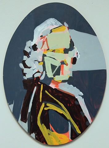 Self-portrait (de la Tour)