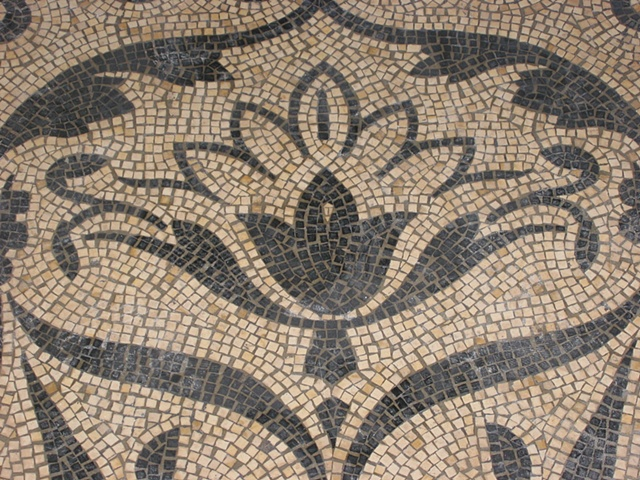 Mosaic, Floor, Spain
