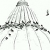 Dome with Pigeons