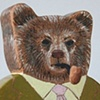 Bear with Pipe Detail