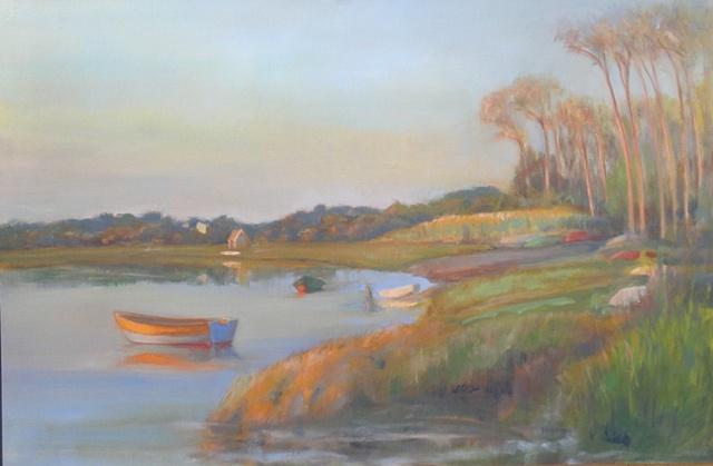 September Sundown - Polpis Harbor