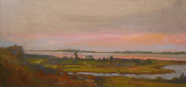 Evening View -Shimmo, Nantucket