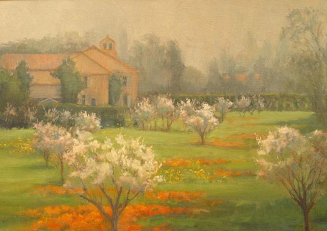 Spring Morning--Sonoma