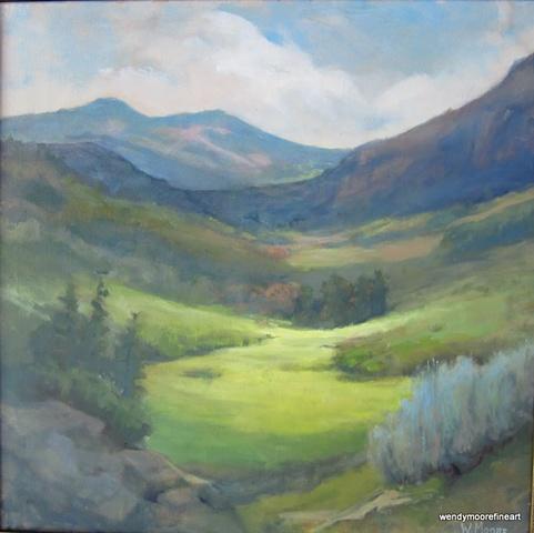 Teton Valley - Midsummer