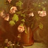 Rose of Sharon in Copper