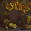 Sunflowers with Limes