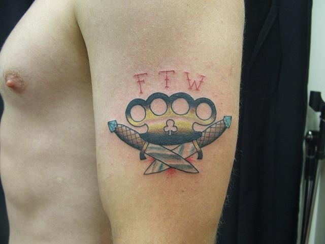 FTW Knucks