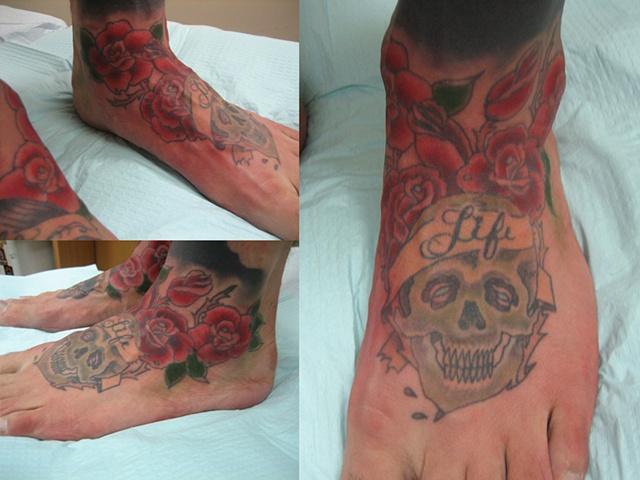 Love life skulls 2