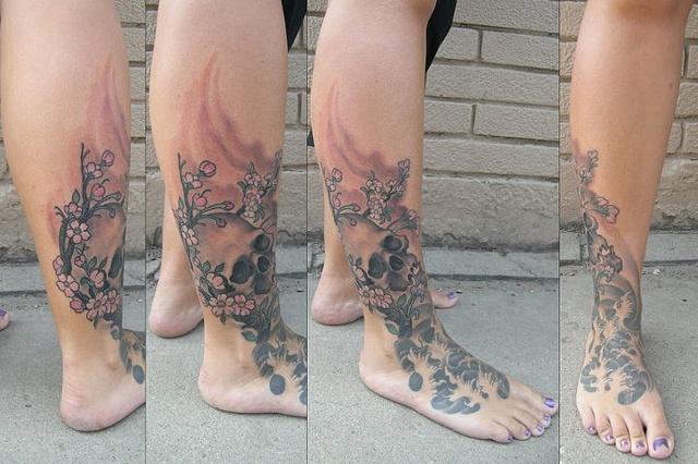 skulkflowerwavefoot
