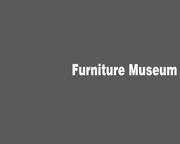 Furniture Museum