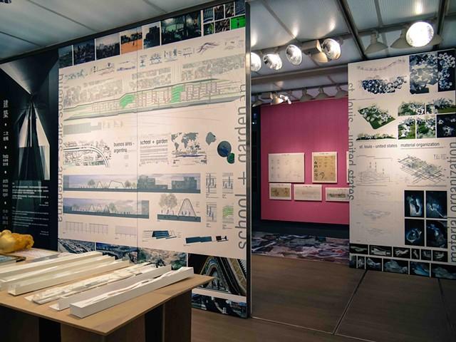 Personal Solo Architecture Exhibition  2013 Jan 15 - Feb 3 Macau, China