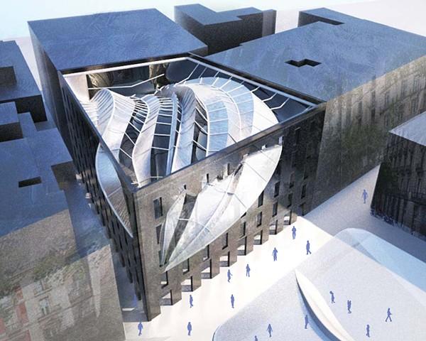 Museum for Gigantes - Barcelona, Spain