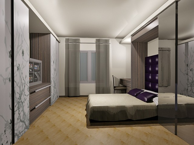 Residential Design - Bedroom