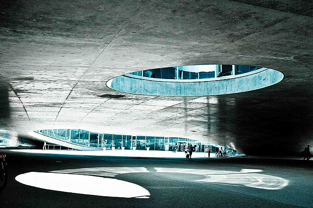Rolex Center, Switzerland