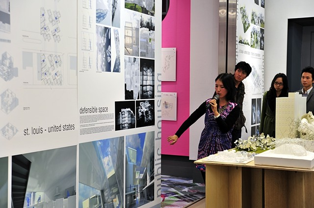 Solo Architecture Exhibition Macau, China