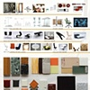 •   Design and Stain Glass Studio - Furniture and Material Board