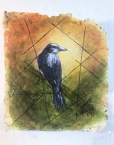 A Crow for Your Thoughts