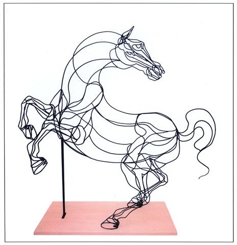 """""""Torquing Horse"""""""