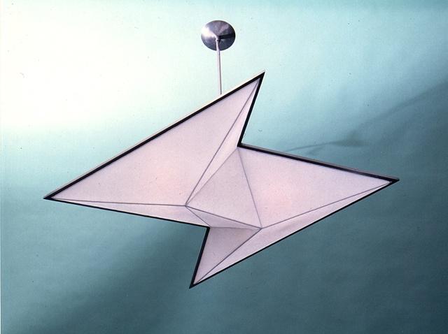 """""""Pinwheel"""" pendant lamp"""