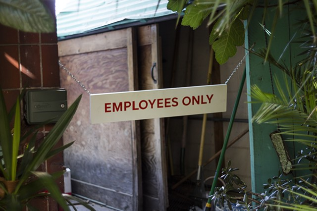 Employees Only, Velaslavasay Panorama, Los Angeles, CA