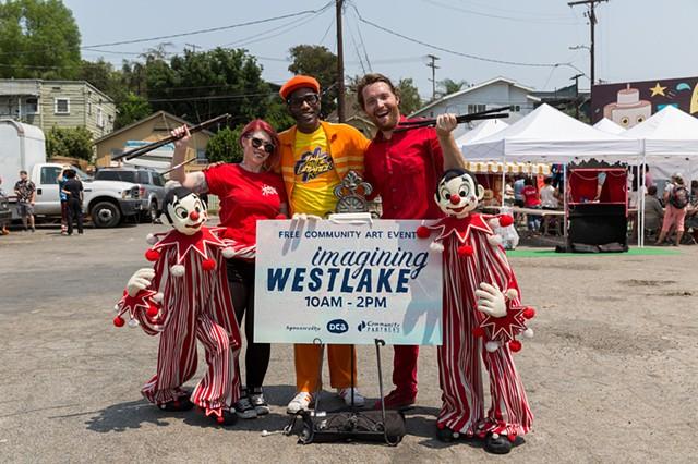 Westlake Festival - Bob Baker Marionette Theatre