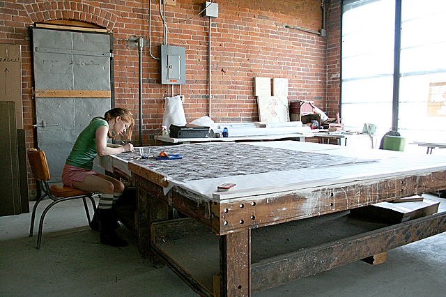 Prairie Center Studio July 2011