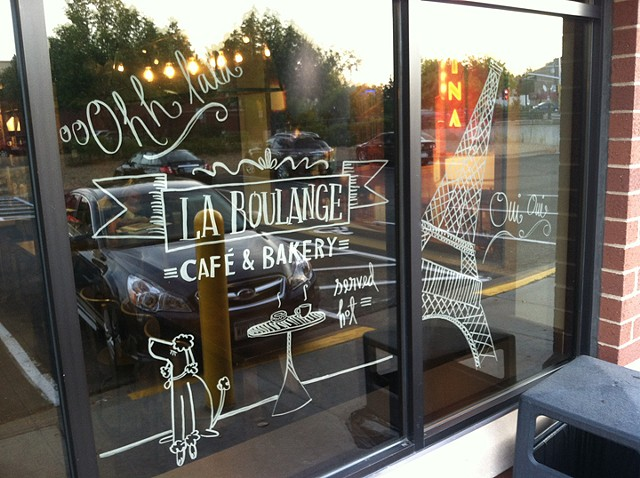 La Boulange opening for Starbucks