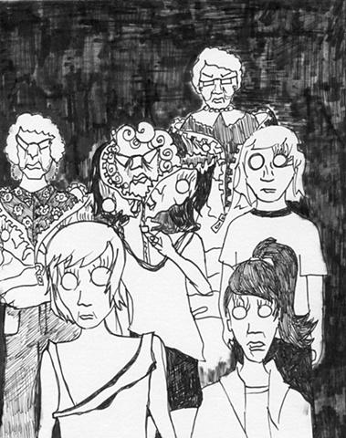 Grandmas of Shaming Judgement Lurk Inside Your Friends, 04/01/10