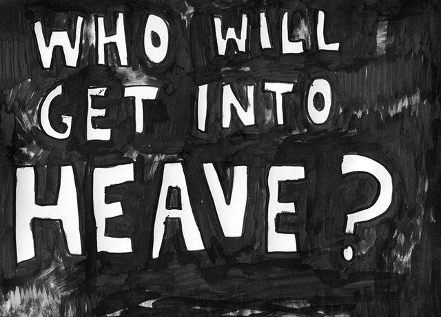 who will get into HEAVE? 01-29-13