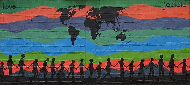 Hope School Mural