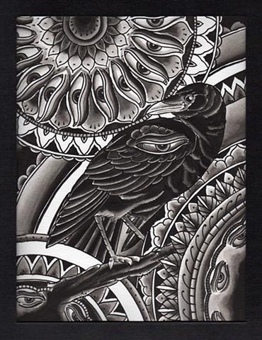 Enlightend Crow