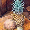 Pinapple and Coconut