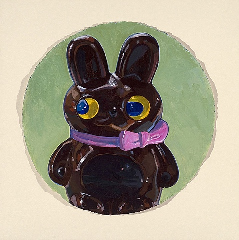 """Portrait of a Dumb Bunny"""