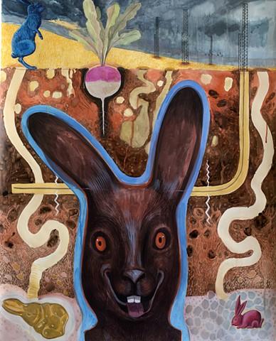 """Earth: Rabbit"""