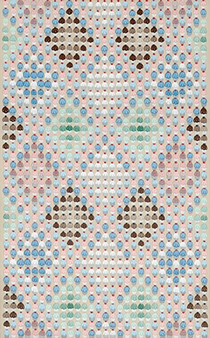 Untitled (Cup Cake Pattern)