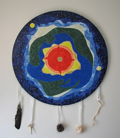Earth Medicine Shield