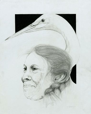 Grandmother Heron
