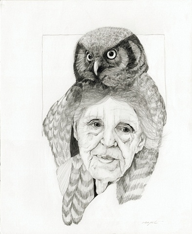 Grandmother Owl