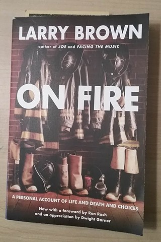 On Fire by Larry Brown
