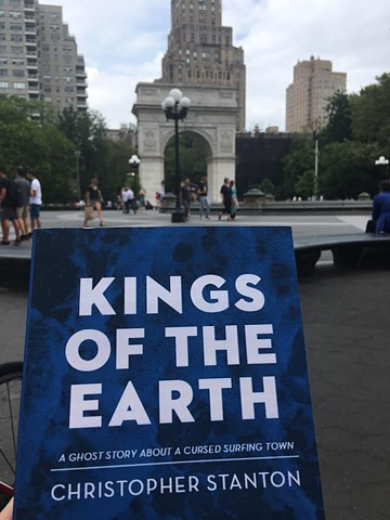 Kings of the Earth by Christopher Stanton