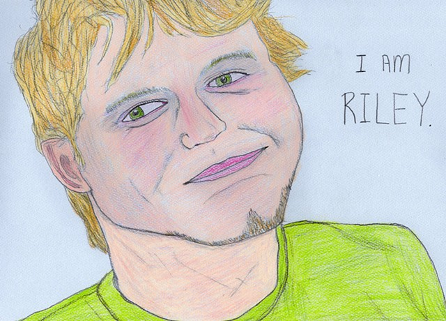 Portrait of student hero Riley Howell
