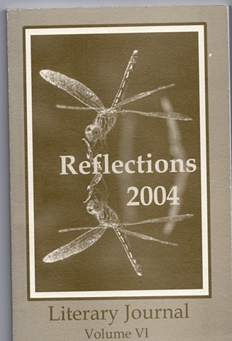 """Driftwood"" in Reflections Literary Journal"