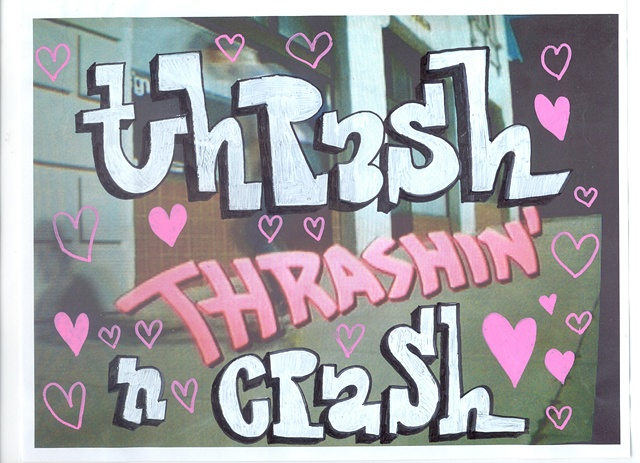 Thrash-n-Crash No. 1