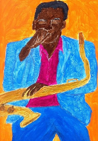 Jazz Man No. 2