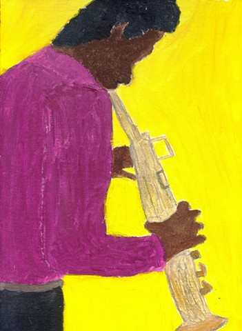 Jazz Man No. 3