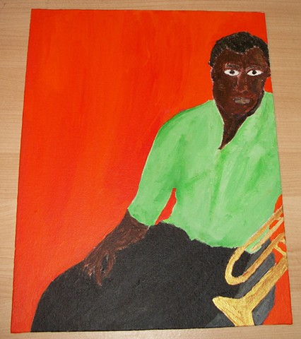 Jazz Man No. 1