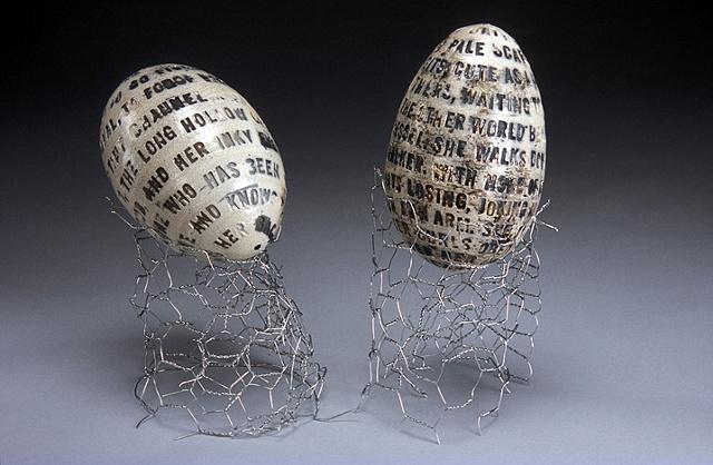 Poetry Eggs