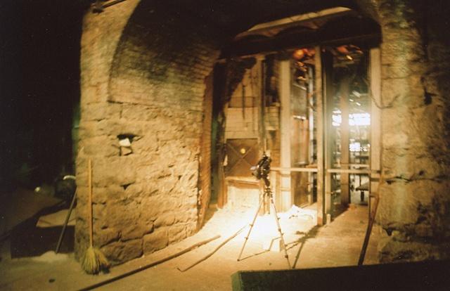 glass factory / underground