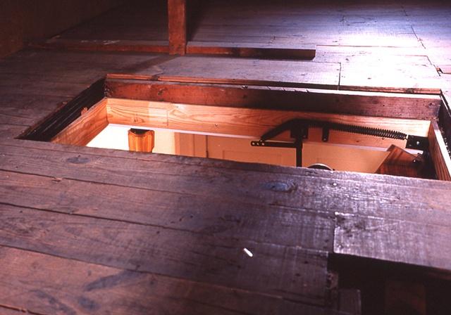 attic/exit