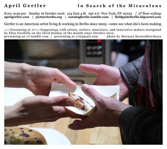 finis/ April Gertler